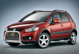Suzuki SX4 с 2007 года руководство по ремонту