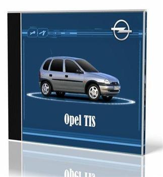 Opel TIS 2000 ver.05.2010 (2010/RUS)