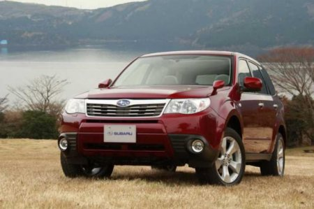 Руководство по сервисному обслуживанию Subaru Forester 2009 г.