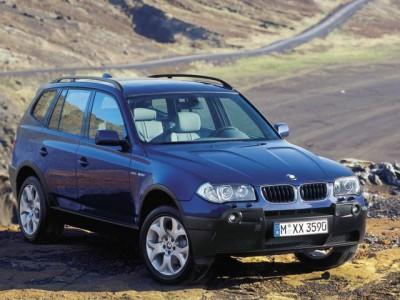 Руководство по ремонту BMW X3 E83