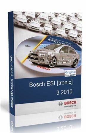 Bosch ESI tronic v.2010 U3 [10.3.3.7] (2010/Multi/RUS)