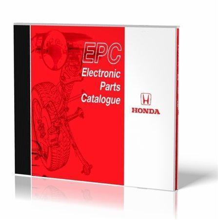 Honda EPC v.17.00 (08.2010/Multi)