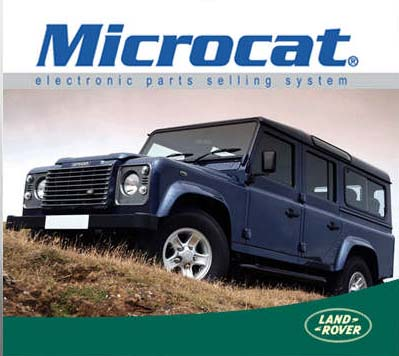 Land Rover Microcat 09.2010