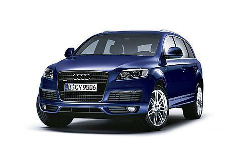 Руководство по эксплуатации Audi Q7