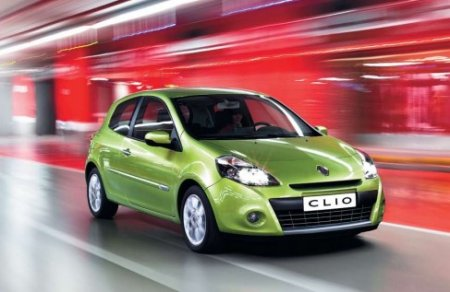 Каталог автомобилей Renault 2010