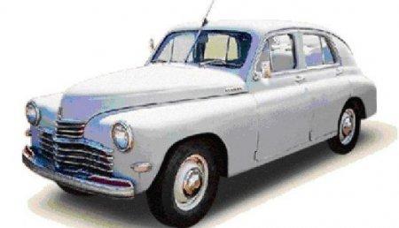 Автомобиль М-20 «ПОБЕДА»