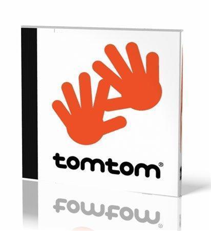 TomTom – Update maps [Западная и Центральная Европа] v.855.2982 (09.2010/ENG) PNA/PDA