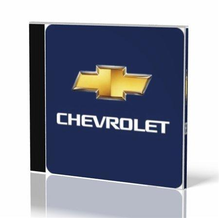 CHEVROLET EPC (07.2010/ENG/RUS)