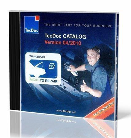 TecDoc - 4 квартал (2010/ENG/RUS)