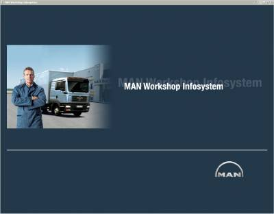 MAN Workshop Infosystem (MAN WIS)