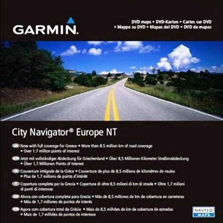 Garmin: City Navigator Europe v. 2011.30 NT [MapSource+IMG+3dBuilding] (4Q-2010)