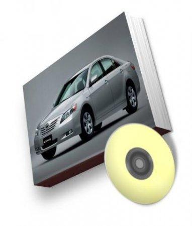 [Toyota Camry] (2006-2009) Руководство по ремонту и техническому обслуживанию