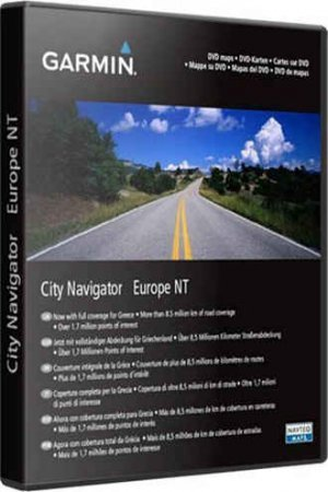 City Navigator Europe 2011.32 NT [UNLOCKED IMG ONLY] (2011) EUROPE FULL