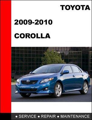 TOYOTA COROLLA 2010. Дилерское руководство.