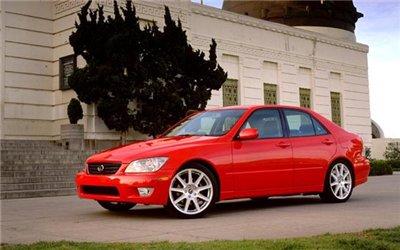 Lexus IS 200.  ремонт и эксплуатация.