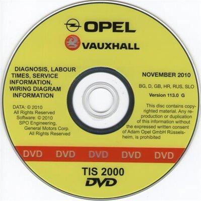 Opel TIS  11/2010