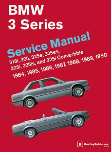 BMW 3 Series(E30). Руководство по ремонту.