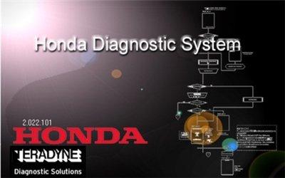 Honda HDS 2.022.101 - ��������������� ��������� ��� Honda & Acura