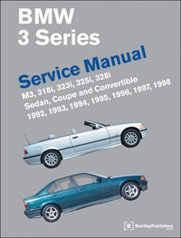 BMW 3-серия. Service Manual (E36).