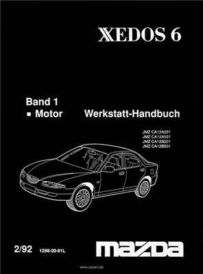Mazda Xedos 6. Ремонт двигателя.