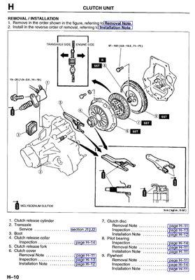 Mazda Protege, Familia, 323. Руководство по ремонту 1996.