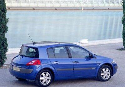 Renault Megane 2. диагностика и ремонт 2002.