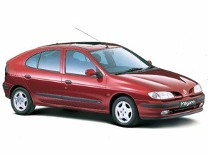 Renault Megan Scenic-1995. Service manual.