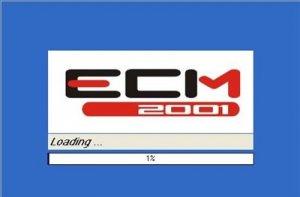 Ecm 2001. редактор для чип-тюнинга.