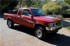 Toyota Pickup 1993 Руководство по ремонту.
