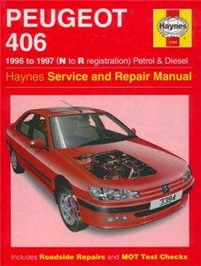 Peugeot 406 Service and Repair Manual.1996-1997 Haynes.