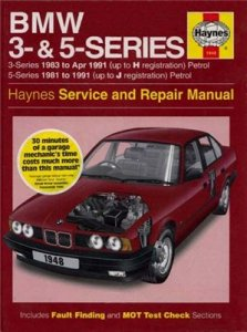 BMW 3-5 Series. Service  Manual 1997.