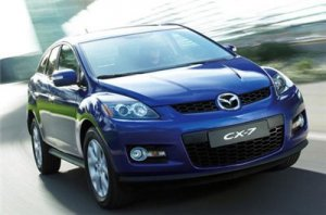 Mazda CX-7. 2007-Workshop Manual.