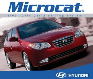 Microcat Hyundai 01.2011 - 02.2011 (январь 2011). Электронный каталог запасных частей Hyundai.