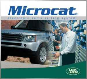 Land Rover Microcat (������ 03.2011). ����������� ������� ��������� Land Rover.