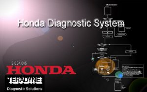 Honda HDS 2.024.005 + ECU Rewrite 6.24.04 (2010). Программа диагностики автомобилей Honda и Acura.
