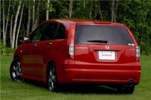 Honda Stream. Ремонтное руководство 2001-2004 г.в.