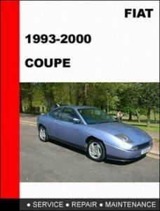 Fiat Coupe (1993 - 2000 год выпуска). Руководство по ремонту и обслуживанию автомобиля.