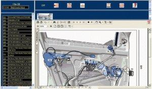 Renault. Сборник электрических схем всех моделей.