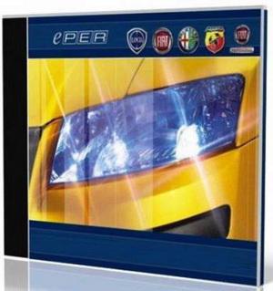 Fiat ePER (версия 5.90.0 / 12.2010). Каталог запасных частей Fiat, Alfa Romeo, Lancia.
