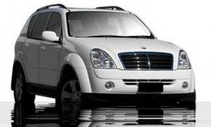 SsangYong Rexton (модель кузова Y220). Руководство по ремонту автомобиля.