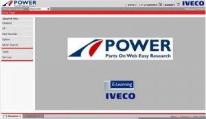 Iveco Power (версия 01.2010). Электронный каталог запасных частей.