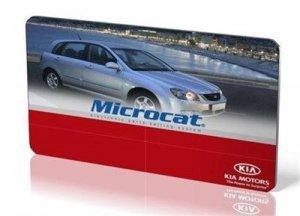 Microcat KIA 01.2011. Электронный каталог запасных частей Kia.