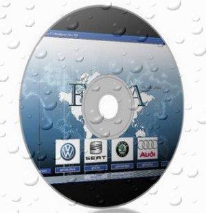 ETKA 7.2 (2011). Электронный каталог запасных частей Volkswagen, Audi, Seat и Skoda.