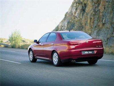 Alfa Romeo eLearn 166