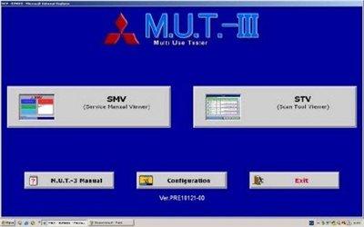MUT - III [ v. PRE10121-00 + RPG, 2011 ]