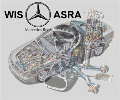 Mercedes WIS/ASRA [ v. G/03/11, Многоязычный , 2011 ]