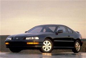 Honda Prelude 1993. Инструкция по ремонту.