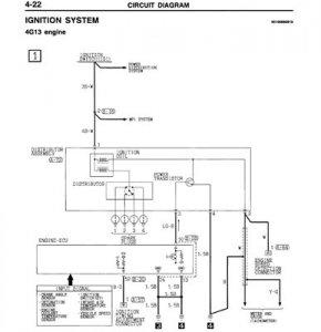 Mitsubishi Space star.  Дилерское руководство (1999-2003).