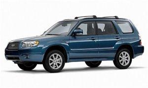 Subaru Forester 2007 Руководство по ремонту автомобиля.