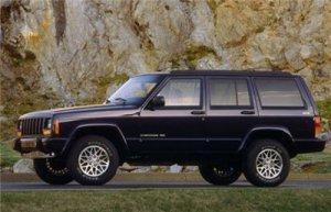 Jeep Cherokee XJ 1988-200.Сборник руководств по обслуживанию и ремонту